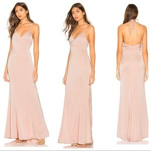 Vilailuck Gown in Blush